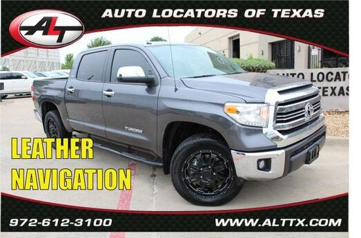 2017 Toyota Tundra 2WD SR5 with LEATHER Plano TX
