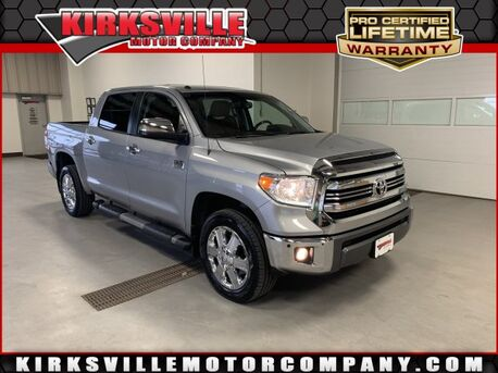 2017_Toyota_Tundra 4WD_1794 Edition CrewMax 5.5' Bed 5.7L FFV_ Kirksville MO