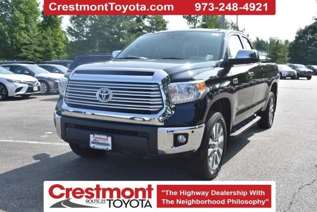 2017 Toyota Tundra 4WD 4X4 LIMITED DOUBLE CAB Pompton Plains NJ