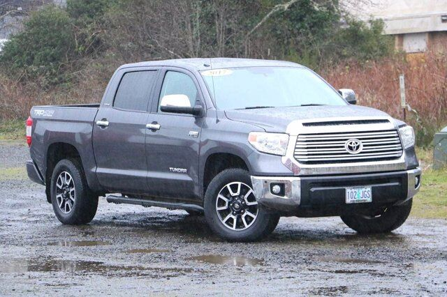 2017 Toyota Tundra 4WD Limited CrewMax Newport OR