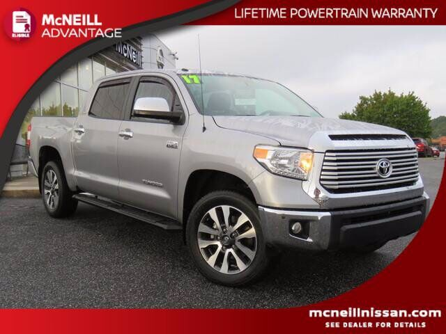 2017 Toyota Tundra 4WD Limited High Point NC