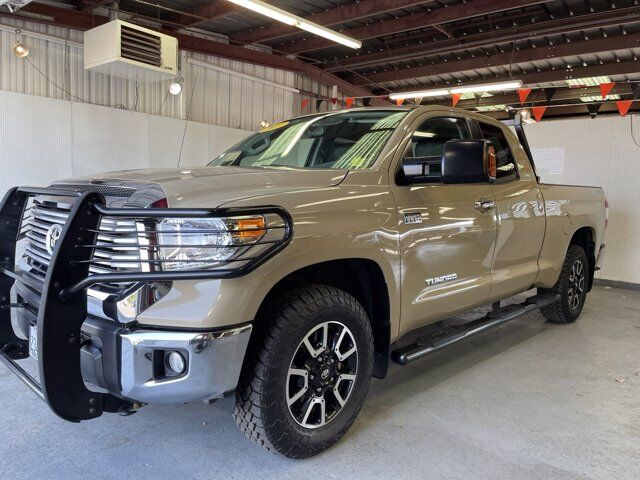 2017 Toyota Tundra 4WD Limited Oroville CA