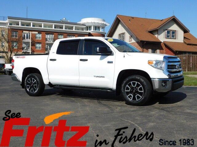 2017 Toyota Tundra 4WD SR5 Fishers IN