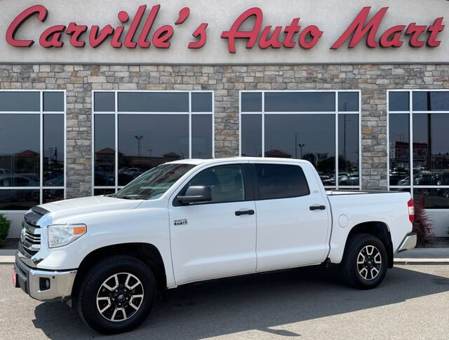 2017 Toyota Tundra 4WD SR5 Grand Junction CO