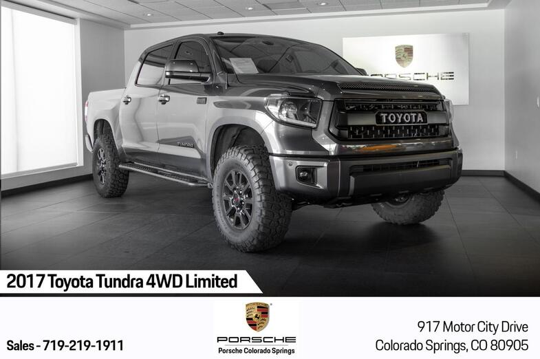 2017 Toyota Tundra CrewMax Limited Colorado Springs CO