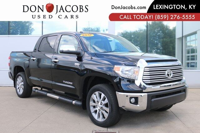 2017 Toyota Tundra Limited Lexington KY