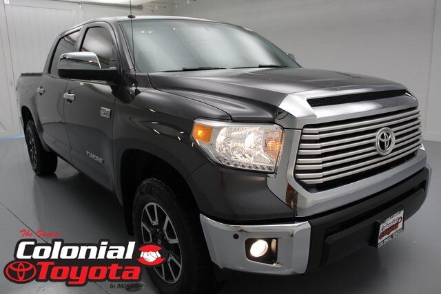 2017 Toyota Tundra Limited Milford CT