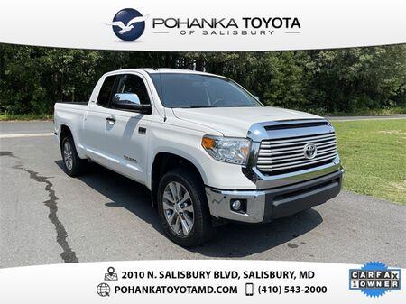 2017_Toyota_Tundra_Limited_ Salisbury MD
