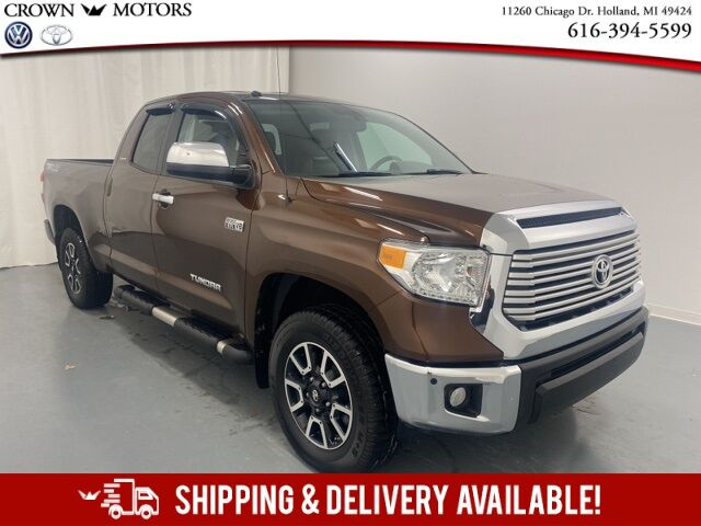 2017 Toyota Tundra Limited TRD Off Rd. 4WD Holland MI