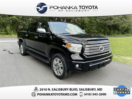 2017_Toyota_Tundra_Platinum_ Salisbury MD