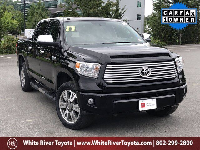2017 Toyota Tundra Platinum White River Junction VT