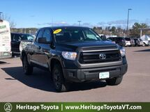 2017 Toyota Tundra SR Double Cab 6.5' Bed 4.6L South Burlington VT