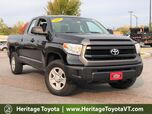 2017 Toyota Tundra SR Double Cab 6.5' Bed 4.6L