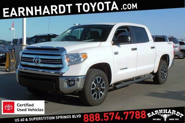 2017 Toyota Tundra SR5 2WD CrewMax *TRD Off-Road Package* Mesa AZ