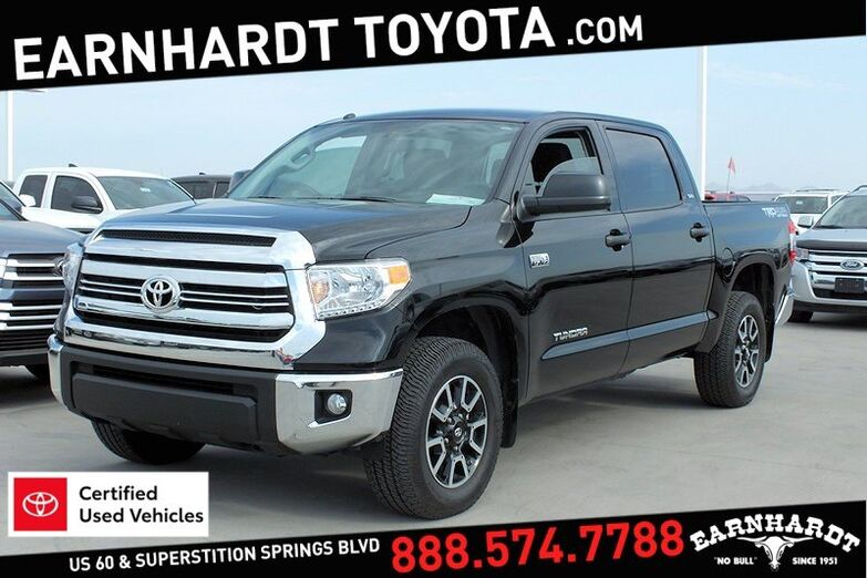 2017 Toyota Tundra SR5 4WD CrewMax *TRD Off Road Package* Mesa AZ