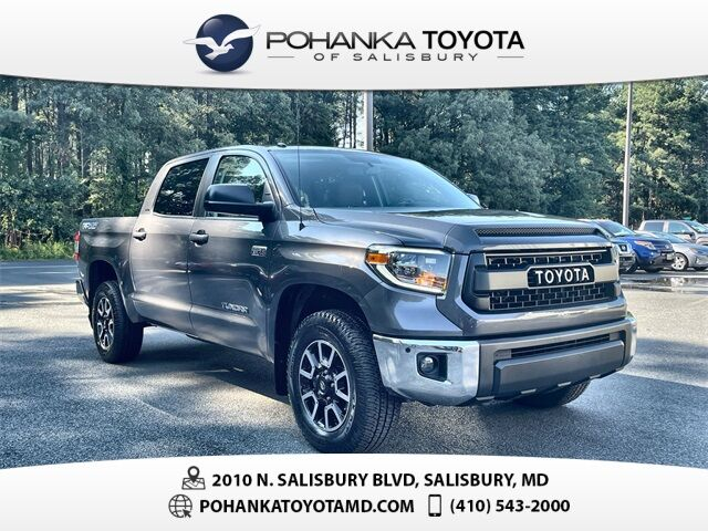 2017 Toyota Tundra SR5 CrewMax Salisbury MD