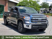 2017 Toyota Tundra SR5 Double Cab 6.5' Bed 5.7L South Burlington VT