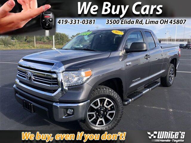 2017 Toyota Tundra SR5 Lima OH