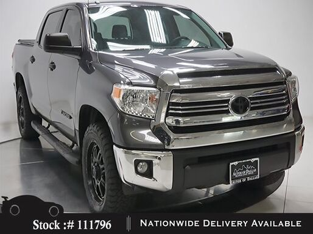 2017_Toyota_Tundra_SR5 NAV,CAM,18IN WHLS_ Plano TX