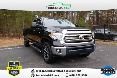 2017_Toyota_Tundra_SR5 ONE OWNER RARE LONG BED LOCAL TRADE_ Salisbury MD