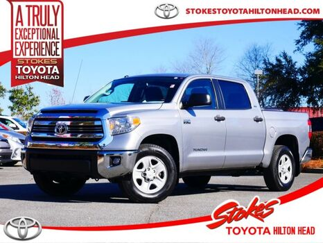 2017_Toyota_Tundra_SR5_ Aiken SC