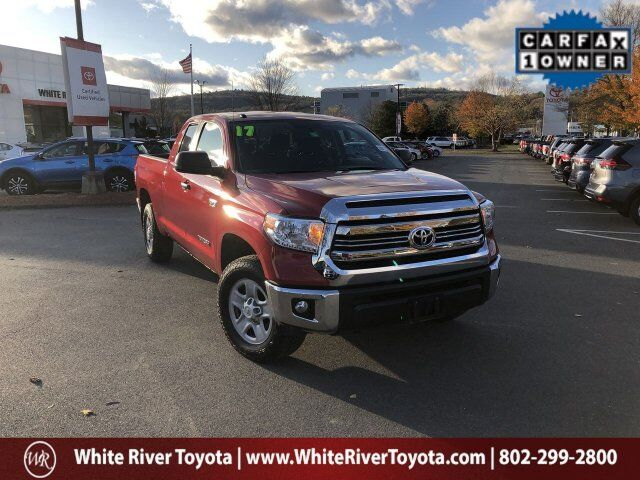 2017 Toyota Tundra SR5 White River Junction VT