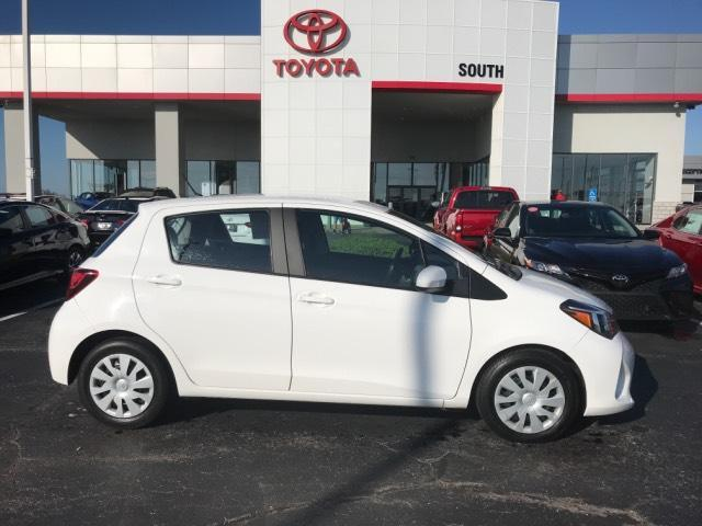 2017 Toyota Yaris 5-Door LE Auto Richmond KY