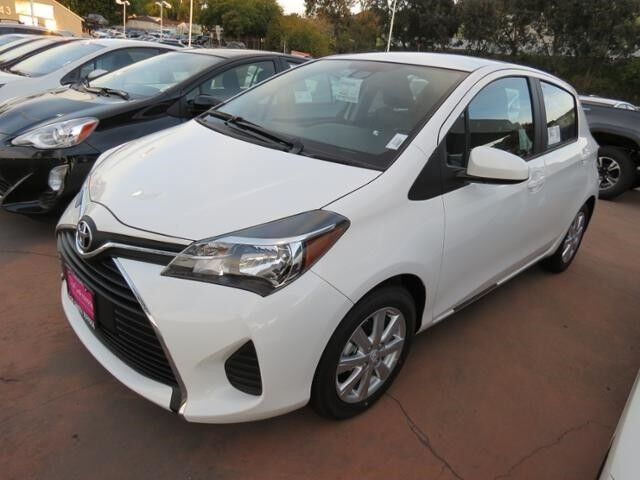 2017 Toyota Yaris 5-Door LE Automatic La Crescenta CA