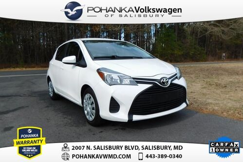 2017_Toyota_Yaris_L ** ONE OWNER ** GREAT ON GAS **_ Salisbury MD