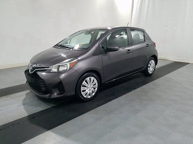 2017 Toyota Yaris LE 5-Door AT Fayetteville NC