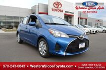 2017 Toyota Yaris LE Grand Junction CO