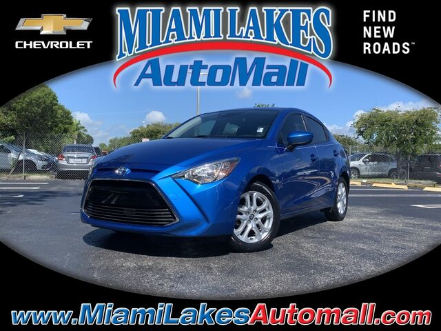 2017 Toyota Yaris iA Base Miami Lakes FL