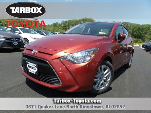 2017_Toyota_Yaris iA_IA 4DR SDN_ North Kingstown RI