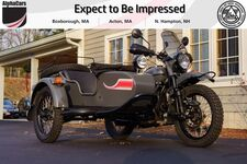 2017 Ural Gear Up 2WD Asphalt Grey Custom