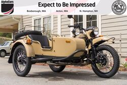 Ural Gear Up 2WD Sahara Custom 2017