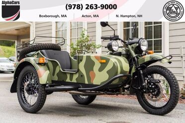 2017_Ural_Gear Up_2WD Woodland Custom_ Boxborough MA