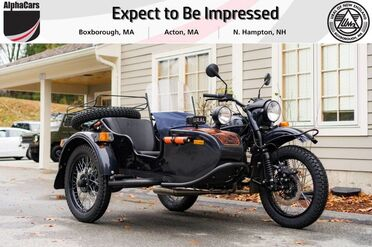 2017_Ural_Limited Edition_Baikal w/ Black Drivetrain_ Boxborough MA
