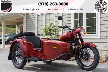 2017_Ural_M70_Maroon Custom_ Boxborough MA
