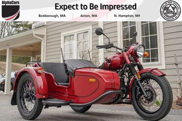 2017_Ural_Retro_Classic Maroon Custom_ Boxborough MA