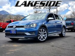 2017_Volkswagen_ALLTRACK_TSI SEL 6A_ Colorado Springs CO