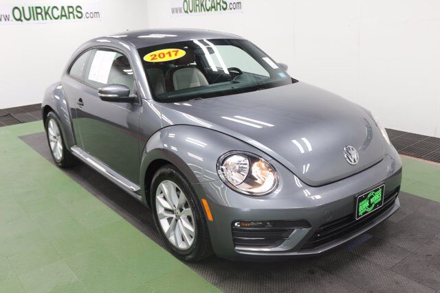 2017 Volkswagen Beetle 1.8T Classic Manchester NH