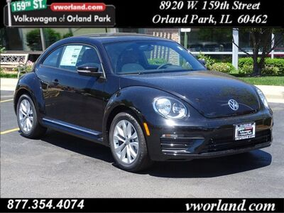 2017_Volkswagen_Beetle_1.8T Classic_ Orland Park IL