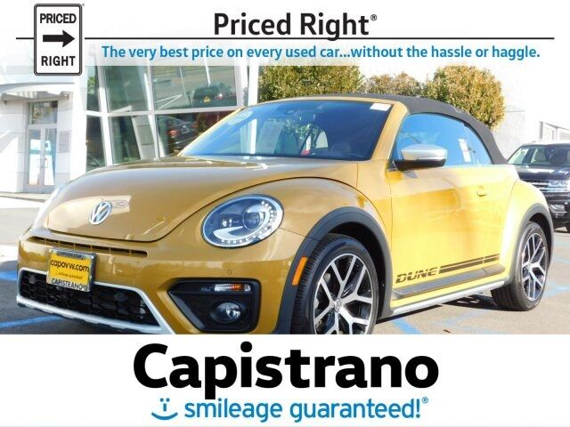 2017 volkswagen beetle 1 8t dune san juan capistrano ca 16283924. Black Bedroom Furniture Sets. Home Design Ideas