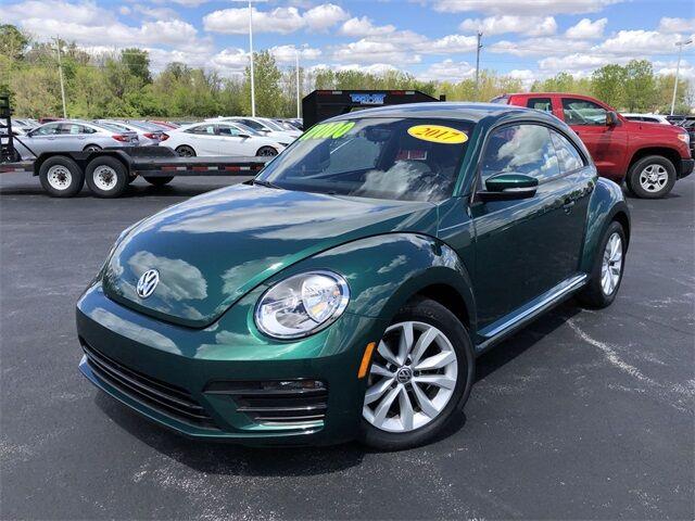 2017 Volkswagen Beetle 1.8T Lima OH