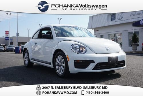 2017_Volkswagen_Beetle_1.8T S ** CERTIFIED ** 0% FINANCING AVAILABLE **_ Salisbury MD