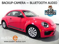 2017_Volkswagen_Beetle 1.8T S_*BACKUP-CAMERA, TOUCH SCREEN, STEERING WHEEL CONTROLS, CRUISE, ALLOY WHEELS, BLUETOOTH PHONE & AUDIO_ Round Rock TX