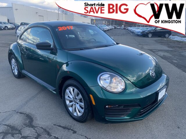 2017 Volkswagen Beetle 1.8T S Kingston NY