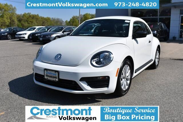 2017 Volkswagen Beetle 1.8T S Pompton Plains NJ