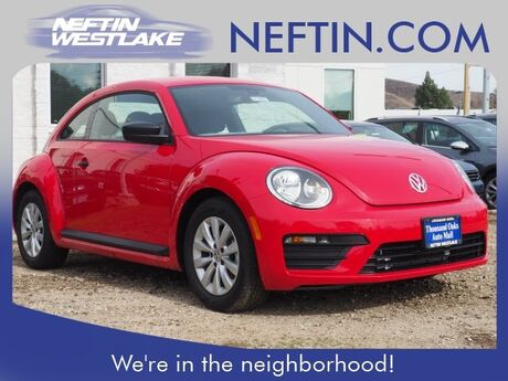 2017 Volkswagen Beetle 1.8T S Thousand Oaks CA