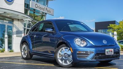 2017_Volkswagen_Beetle_1.8T SEL_ Orland Park IL